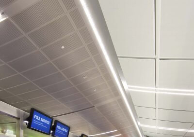 Boston Logan International Airport, Terminal C Expansion / Check Point Consolidation