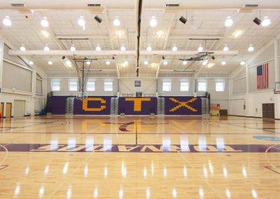 Concordia University, Field House