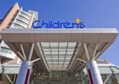 The Children's Hospital at Oklahoma University Medical Center