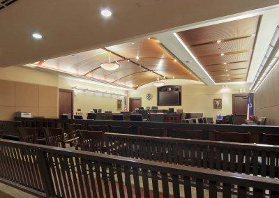 Cadena Reeves Justice Center