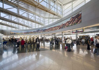 McCarran International Airport, Terminal D