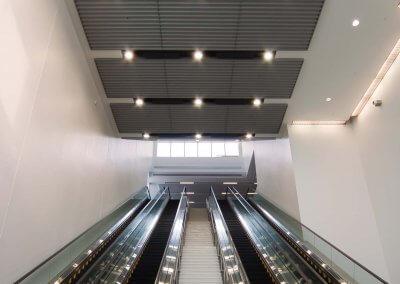 Washington Dulles International Airport, Terminal C Connector Tunnel