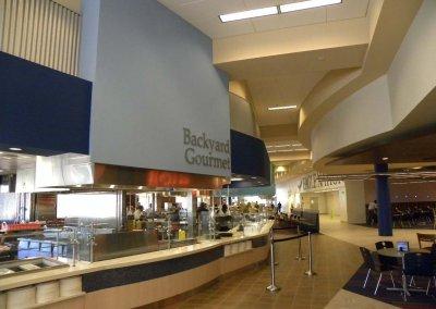 Georgia Southern University, Landrum Dining Hall