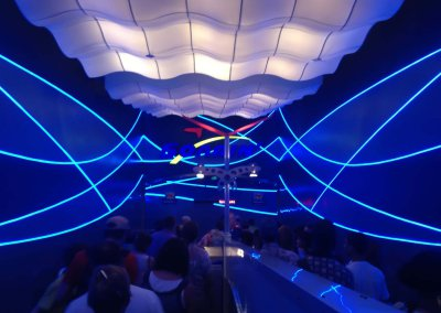 Walt Disney World, Soaring Ride