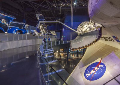 Kennedy Space Center Visitor Complex, Space Shuttle Atlantis Exhibit