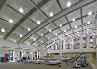 Louisiana State University Medical Center, Gordon H. Schuckers Rehabilitation Pavilion
