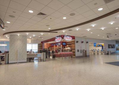 George Bush Intercontinental Airport, Terminal B Piers