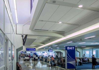 Dallas Fort Worth International Airport, Terminal B