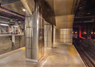 Grand Central Terminal, Track 13th, 44th St. Pump House, East Side Access
