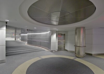 George Bush Intercontinental Airport, Terminal D & E