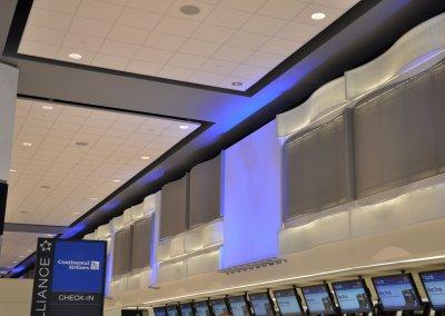 George Bush Intercontinental Airport, Terminal C Ticketing