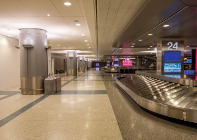 McCarran International Airport, Terminal 3 Baggage Claim