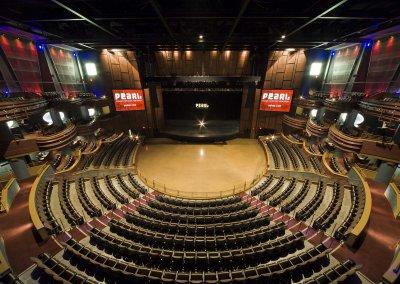 Pearl Concert Theater Lobby, Palms Casino Resort