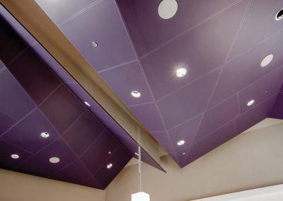 Texas Christian University Multipurpose Building, Dining Hall