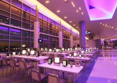 George Bush Intercontinental Airport, Terminal C North