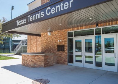 University of Texas Tennis Center