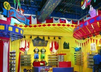 Six Flags Batman Store