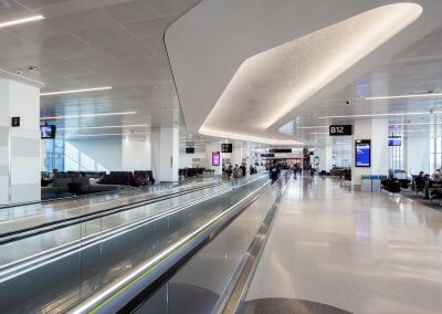 San Francisco International Airport, Terminal 1