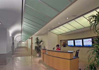 Dallas Fort Worth International Airport, Terminal D, Airline Club