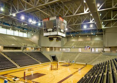 Ellis Davis Fieldhouse – Dallas Independent School District