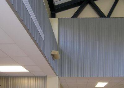 Bayard-Rustin High School Library