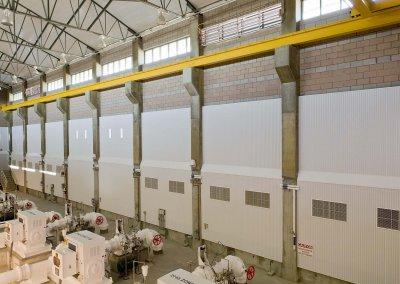 Las Vegas Waste Water Treatment Plant