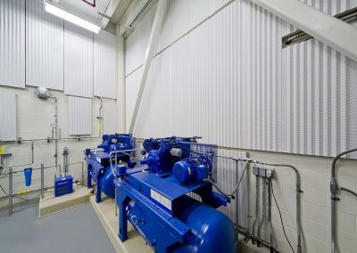 OB Curtis Waste Water Treatment Plant