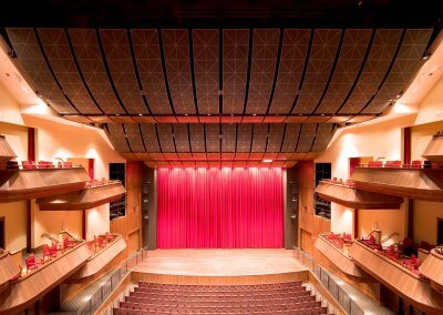 Ole Miss – University of Mississippi – Performing Arts Center & Student Union