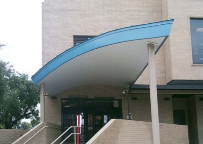 Louisiana State University Medical Center Emergency Entrance
