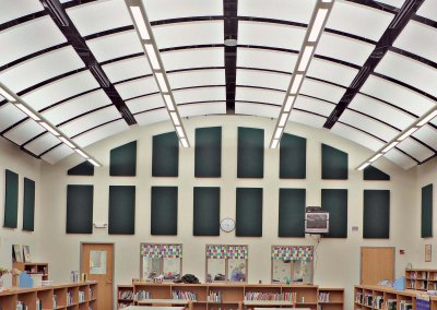 Pennell Elementary School Library