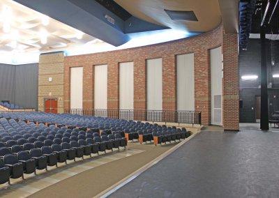 North Forney High School Auditorium