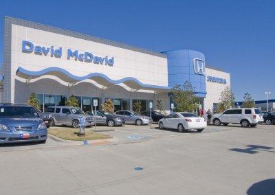 David McDavid Honda