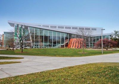 Michigan State University, Brody Hall