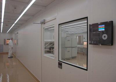 Northwestern Memorial Hospital cGMP Laboratory