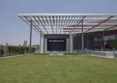 Annette Strauss Square, Shannon and Ted Skokos Pavilion, AT&T Performing Arts Center