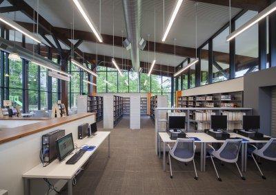 Anna P. Tooke Memorial Library