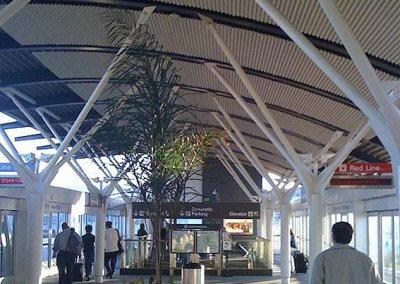 AirTrain Terminal 1 Station