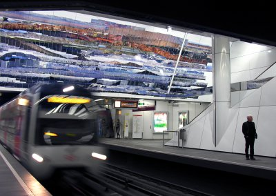 Dijkzight Metro Station