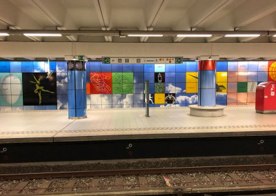Heysel Metro